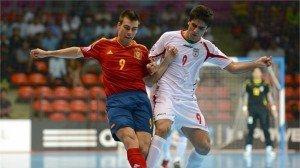 L'Espagne surprise par L'Iran (2-2)